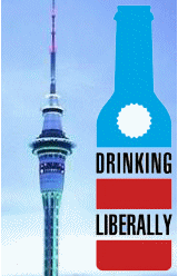 Drinking Liberally - Auckland