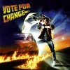 vote for Change back to the future