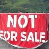 not for sale dam