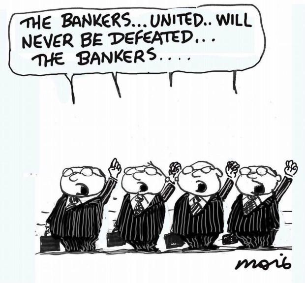 Bankers united