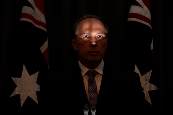 Peter Dutton Hannibal lecter