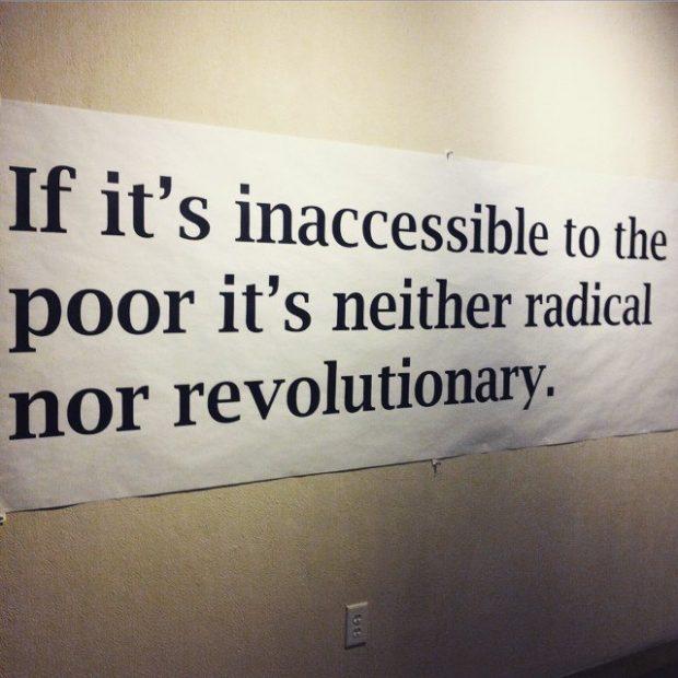 not radical