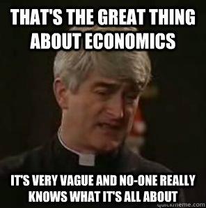 economicsnooneknows