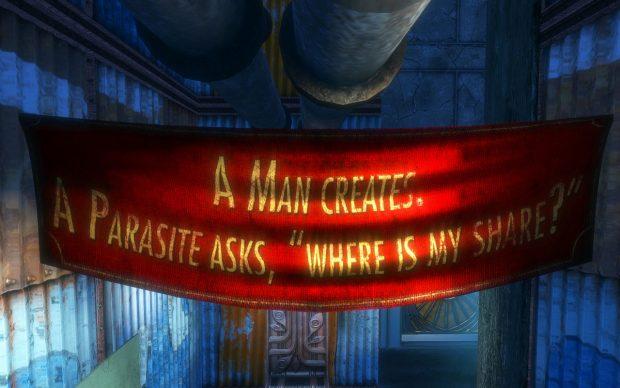 bioshock-parasite-poster