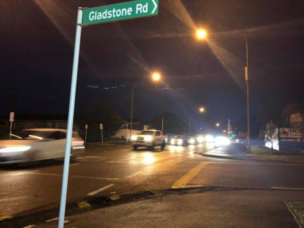 Dan Bidois gladstone road